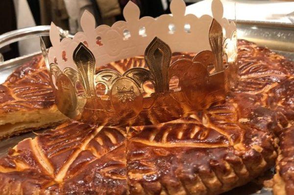 Fête des Rois 2019!新年を祝うガレットパーティ