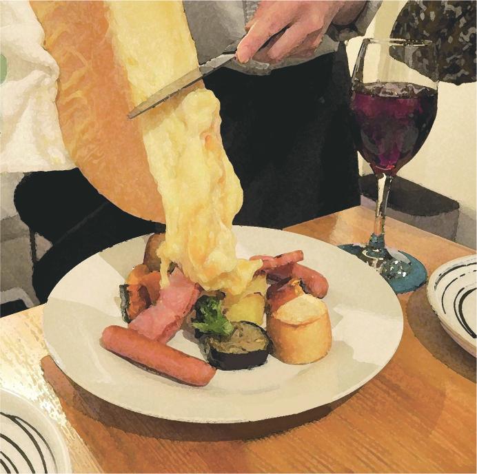 サヴォア地方料理をたのしむ会  Soirée savoyarde